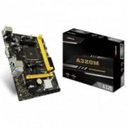 PLACA MÃE A320MH VGA/HDMI/USB3.0 BIOSTAR