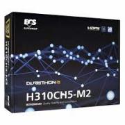 PLACA MÃE INTEL 1151 ECS H310CH5 VGA/HDMI/USB3.1/LAN/SOM