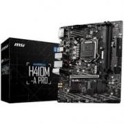 PLACA MÃE INTEL 1200 H410M-K PRO V20 VGA/HDMI/USB3.1/RS232/SOM/DDR4