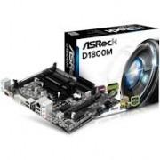 PLACA MÃE INTEL COM PROCESSADOR EMBUTIDO D1800M MICRO ATX DDR3