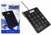 TECLADO USB KNUP NUMÉRICO 2003