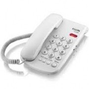 TELEFONE COM FIO TCF 2000 B BRANCO