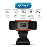 WEB CAM KNUP HD1080 KP-CW101