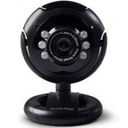 WEBCAM MULTILASER 16MP NIGHTVISION WC045