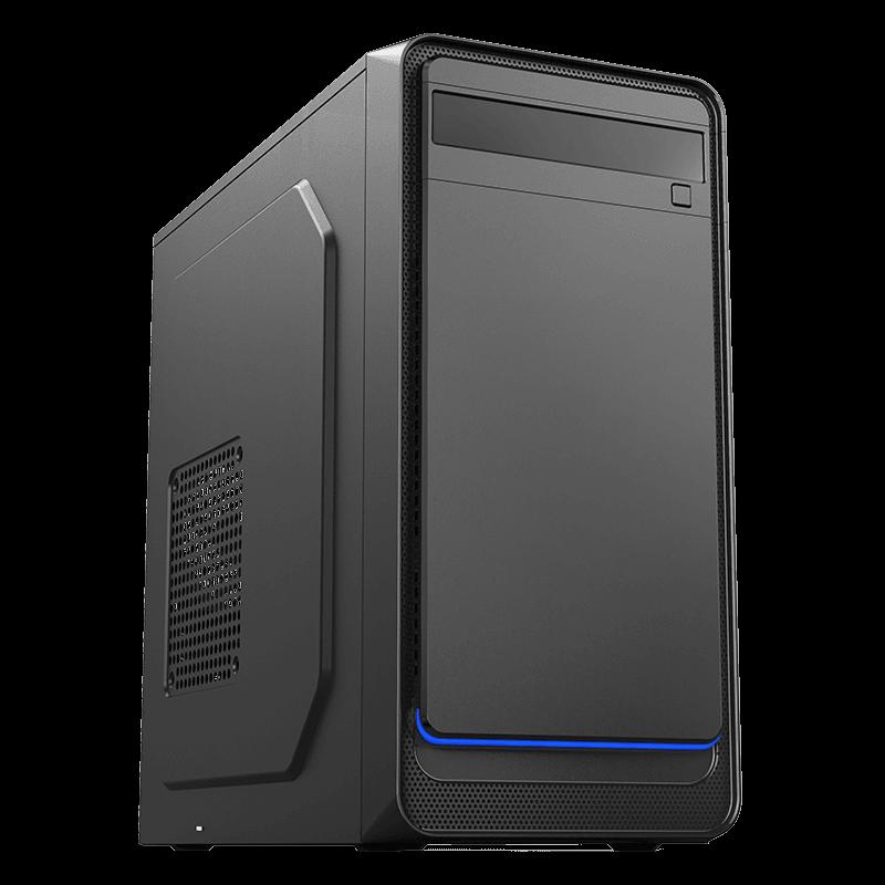 COMPUTADOR ARROBA INTEL PENTIUM GOLD G5400 8ª GERAÇÃO 3.7GHZ, PLACA MÃE H310, MEMÓRIA 8GB, SSD 240GB