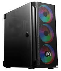 COMPUTADOR ARROBA PROCESSADOR 2200G, PLACA MÃE AB350, MEMÓRIA 16GB, HD SSD 240, FONTE 350W