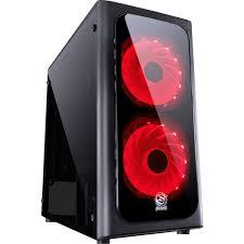 COMPUTADOR GAMER ARROBA PROCESSADOR R5 3200, PLACA MÃE A320 BIOSTAR, MEMÓRIA 16GB, HD 1TB, FONTE 350W