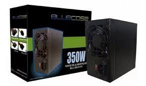 FONTE ATX 350W BLUECASE