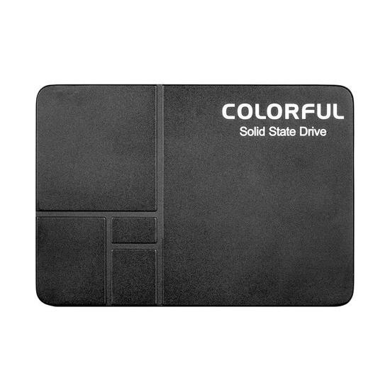 "HD SSD 240GB COLORFUL 2.5"""