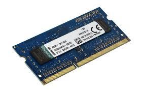 MEMÓRIA PARA NOTEBOOK DDR3L 4GB 1600MHZ KINGSTON