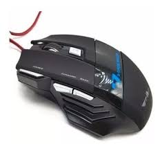 MOUSE GAMER WEIBO X7 PROFISSIONAL