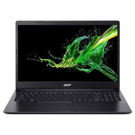 NOTEBOOK ACER A315-54-58H0 I5 10ª/4GB/1TB/15.6 PRETO
