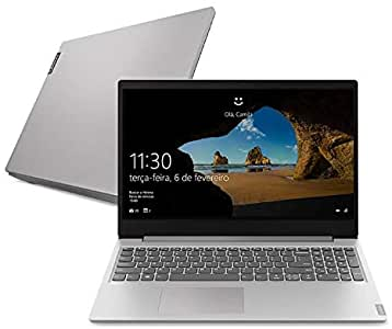 NOTEBOOK LENOVO S145 (CORE I3 8130U 4GB 1TB 15,6) PRATA