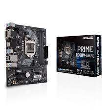 PLACA MÃE 1151 H310M-R R2.0 VGA/HDMI/DDR4 ASUS