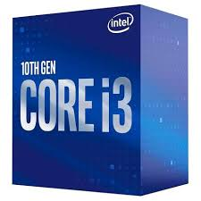 PROCESSADOR 1200 INTEL CORE I3-10100F 3.6GH 6MB