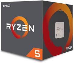 PROCESSADOR AM4 AMD RYZEN R5 1600 3.2GHZ 19MB
