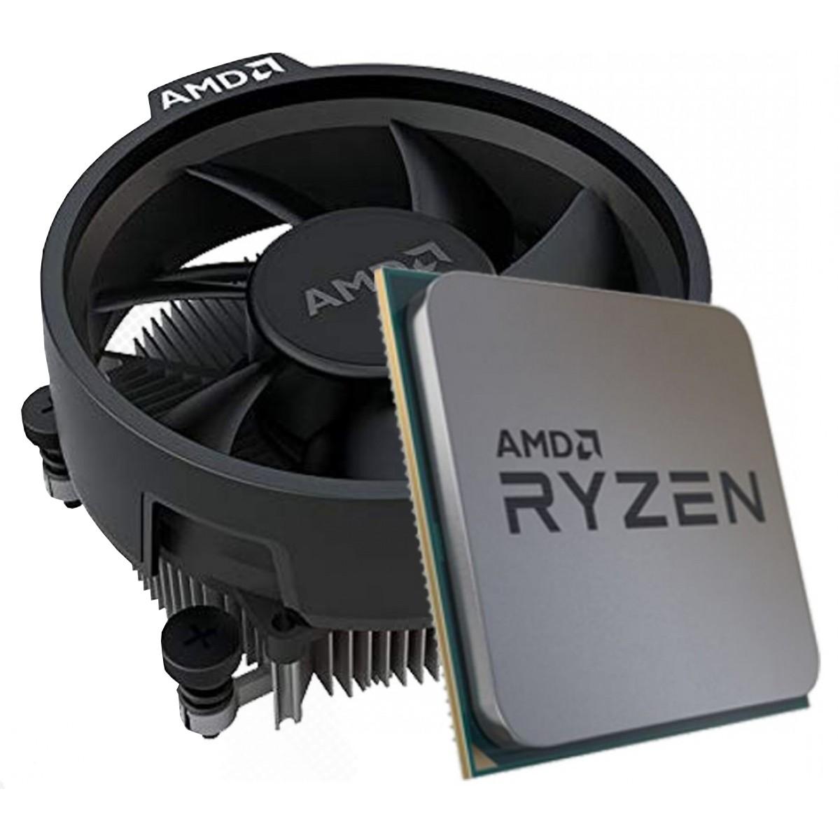 PROCESSADOR AM4 AMD RYZEN R5 3500 3.68GHZ