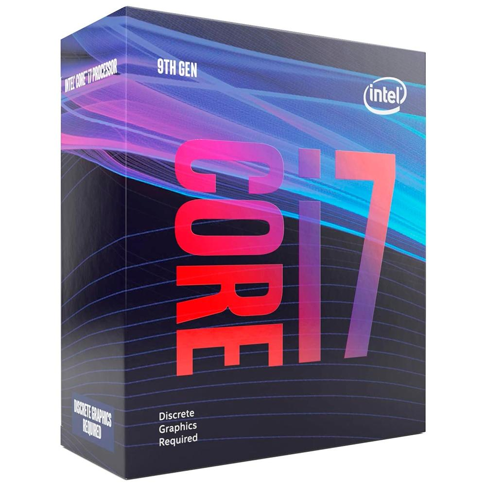 Processador Intel Core i7-9700F Coffee Lake
