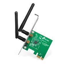 RECEPTOR DE REDE WIFI PCI EXP KNUP T118 300MBS (2 ANTENAS)