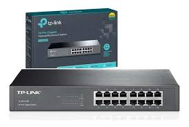 SWITCH 16P TP-LINK /100