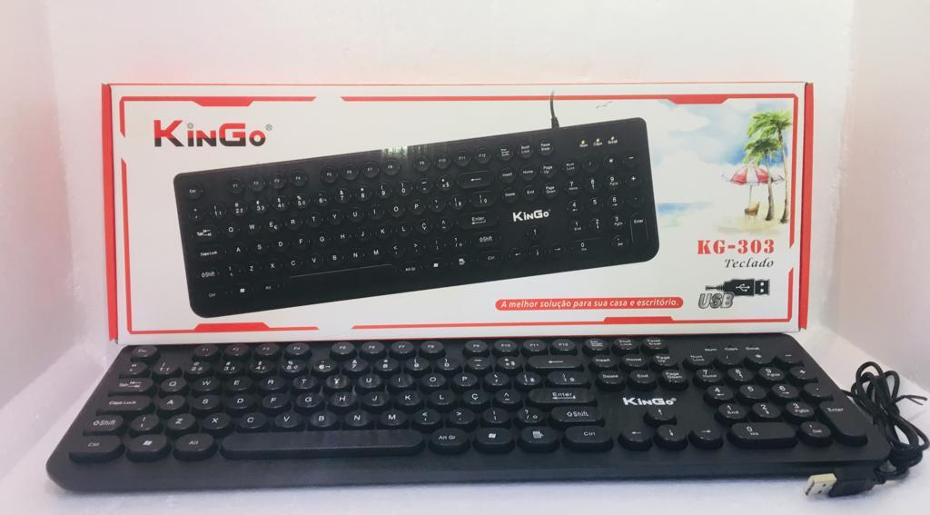 TECLADO KINGO KG-303
