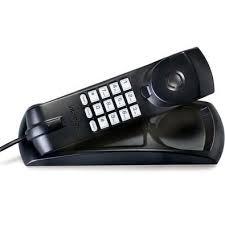 TELEFONE COM FIO INTELBRAS GÔNDOLA PRETO TC 20