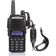 RÁDIO COMUNICADOR BAOFENG BF-UV82 UV-82 (UNIDADE)