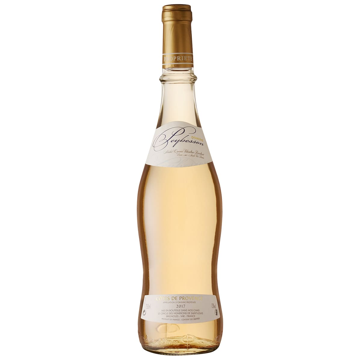 DOMAINE PEYBESSON ROSÉ PROVENCE 6X750ML