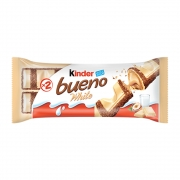 CHOCOLATE KINDER BUENO WHITE
