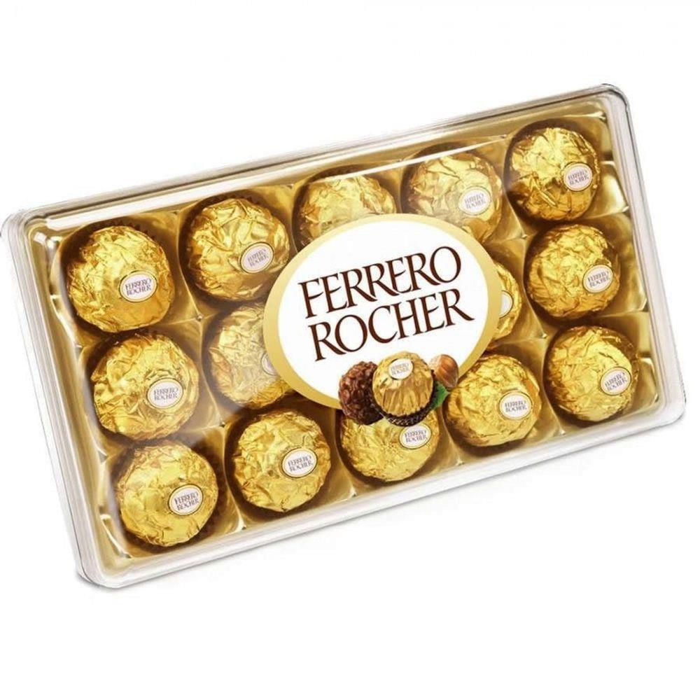FERRERO ROCHER - 12 UNIDADES