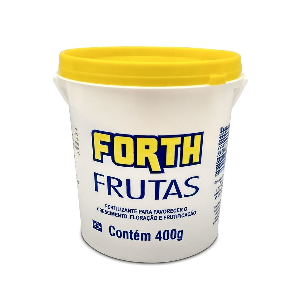 FERTILIZANTE FORTH 400g