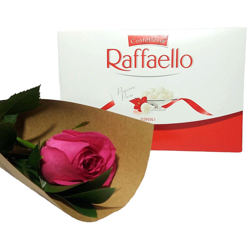 RAMALHETE TERNURA + RAFFAELLO