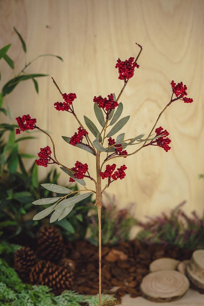 Galho Berry Lumina 80cm