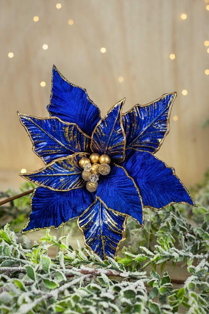 Poinsetia Decorativa - 11cm