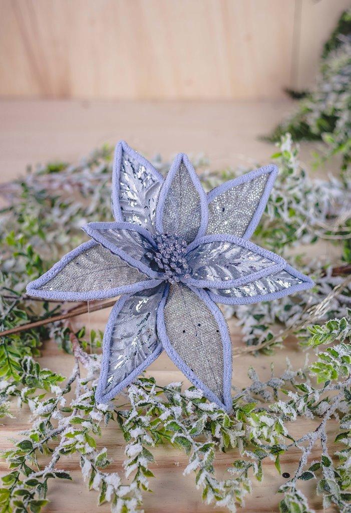 Poinsetia Decorativa - 30cm
