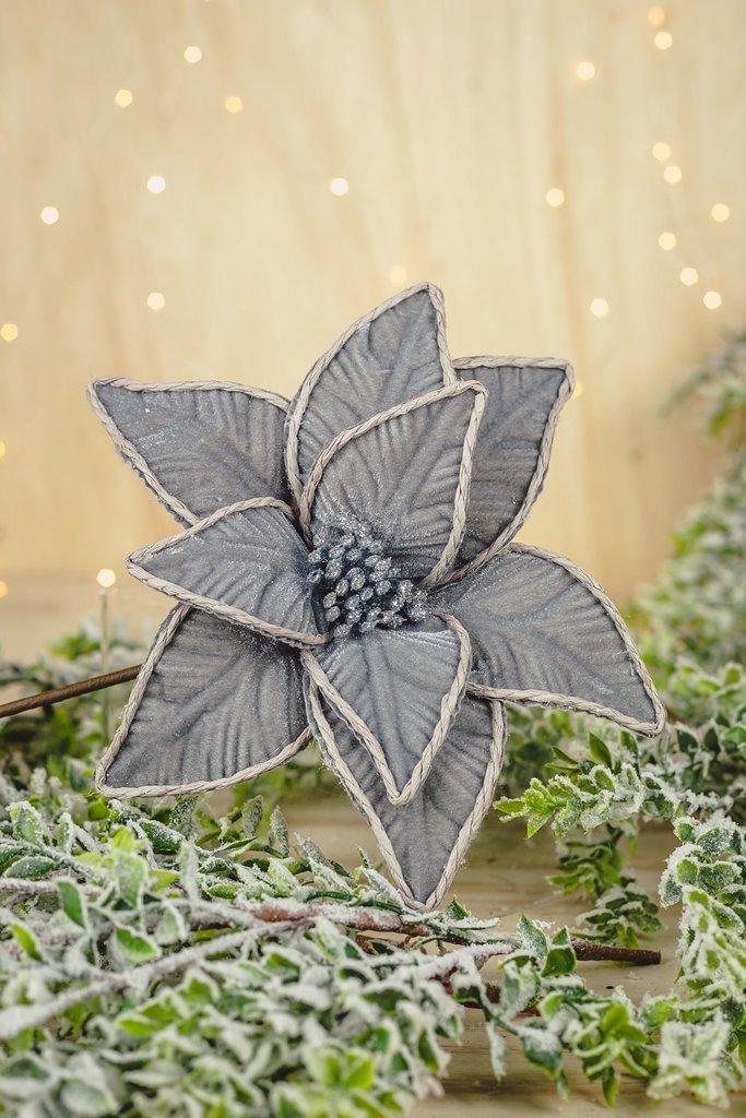 Poinsetia Decorativa - 31cm