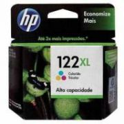 Cartucho de Tinta HP 122XL Color Original [ 1000, 2000, 2050, 3050 ]