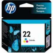 Cartucho de Tinta HP 22 Color Original [ 1320, 1330, 1341, 1360, 1420, 1430, 1445, 1455, 1460, 1560, 2320, 2330, 2345, 2360, 2430, 2445, 2460, 335, 340, 350, 380, 1100, 2110, 2140, 2180, 2280, 4135, 4