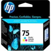Cartucho de Tinta HP 75 Color Original [ 4260, 4360, 5750, 5780, 6450, 6480, 4240, 4250, 4280, 4285, 4345, 4380, 4385, 4440, 4450, 4480, 5225, 5240, 5250, 5280, 5580, 5345, 5360 ]