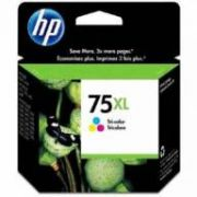 Cartucho de Tinta HP 75XL Color Original [ 4260, 4360, 5750, 5780, 6450, 6480, 4240, 4250, 4280, 4285, 4345, 4380, 4385, 4440, 4450, 4480, 5225, 5240, 5250, 5280, 5580, 5345, 5360 ]