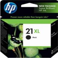 Cartucho de Tinta HP 21XL Preto Original [ 1320, 1330, 1341, 1360, 1420, 1430, 1445, 1455, 1460, 1560, 2320, 2330, 2345, 2360, 2430, 2445, 2460, 335, 340, 350, 380, 1100, 2110, 2140, 2180, 2280, 4135,