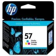 Cartucho de Tinta HP 57 Color Original [HP Deskjet 5160, HP Deskjet 5650, HP Deskjet 5850, HP Photosmart 148, HP PSC 1210