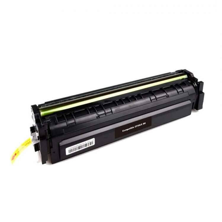 TONER HP CF500A / CF 500A / 202A PRETO COMPATIVEL - 1,4 K  [ 254, 281 ]