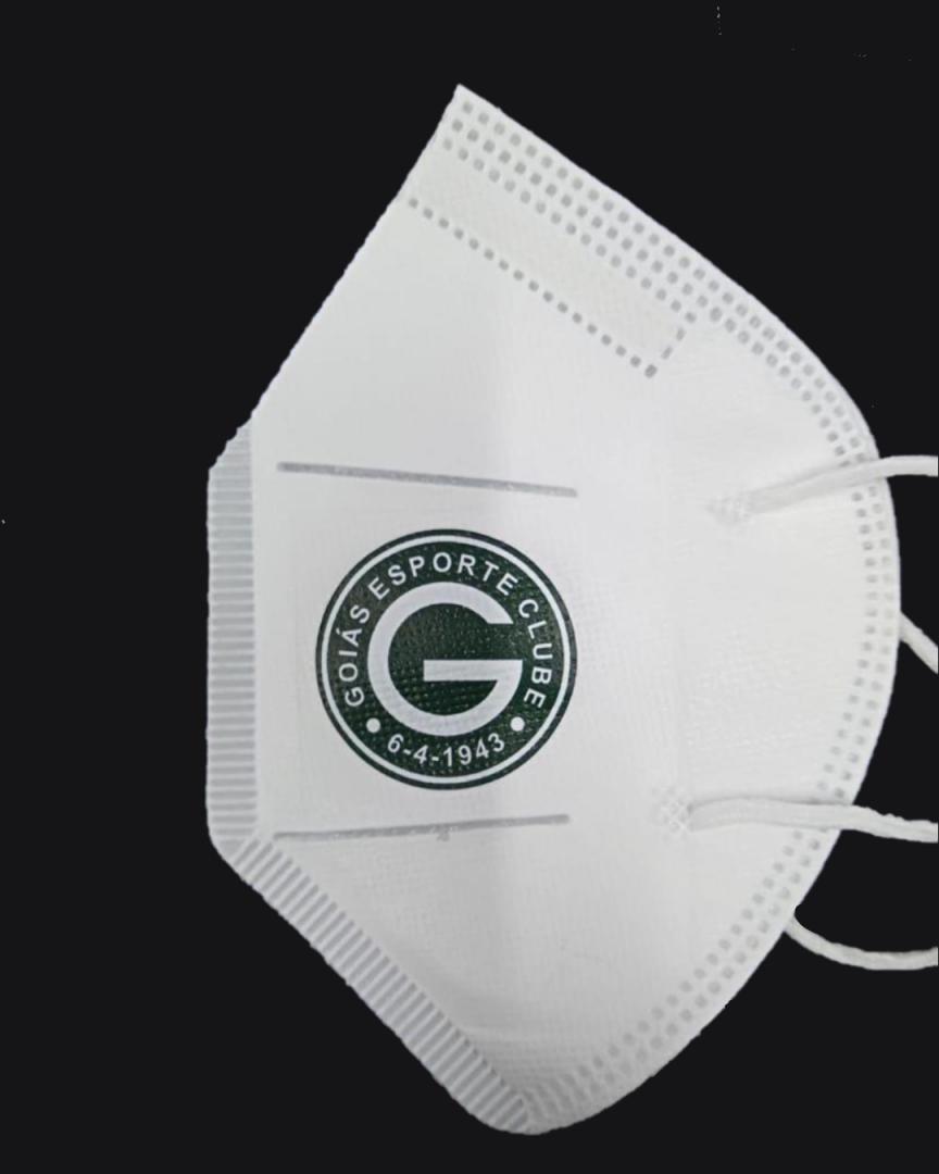 Máscara de Proteção PFF2 / N95 SAFETY-  GOIAS
