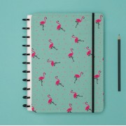 Caderno Inteligente Flamingo