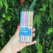Cis Sugar RT - Kit com 5 cores pastéis