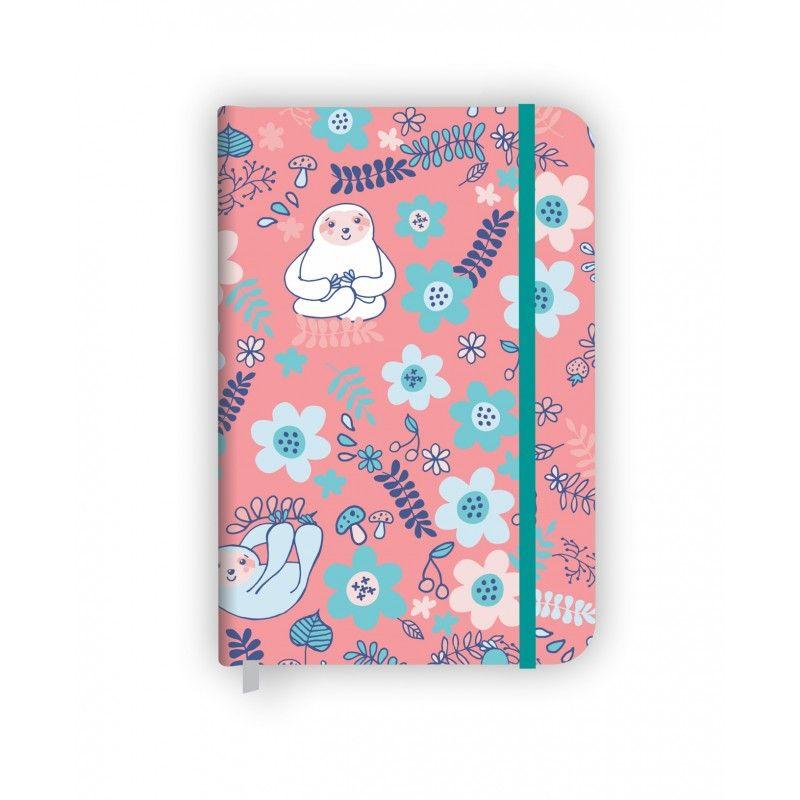 Caderneta Bicho Preguiça
