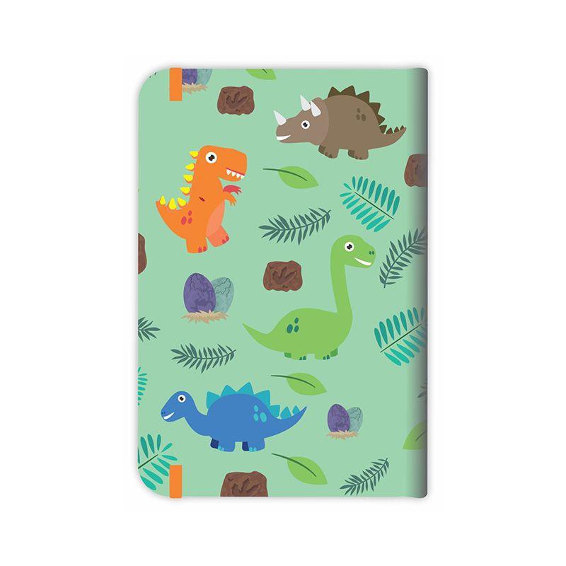 Caderneta Dino