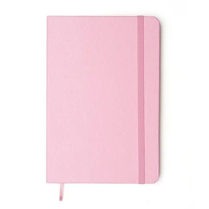 Caderneta Pontada - Coleção Pastel