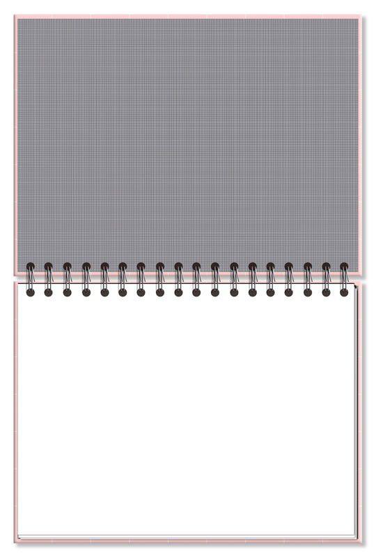 Caderno de Lettering - Siga seus Sonhos